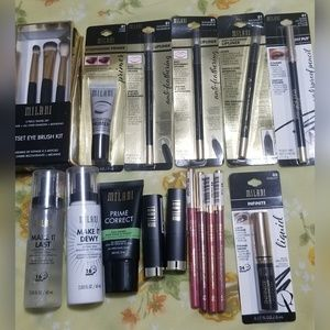 Milani makeup bundle
